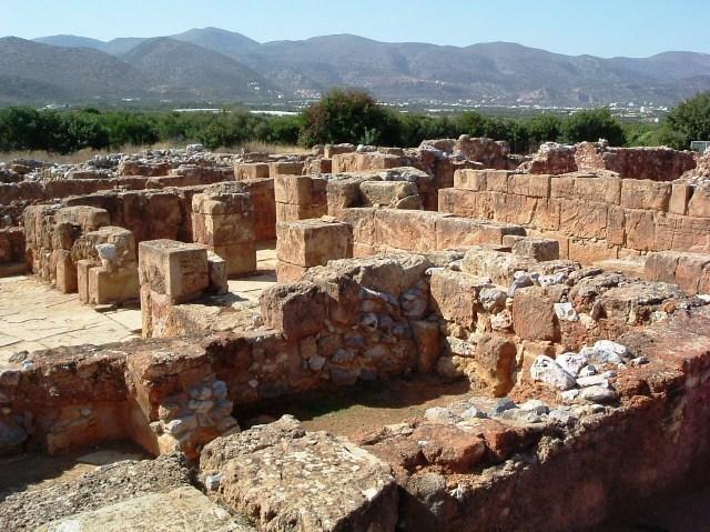 Malia ruins