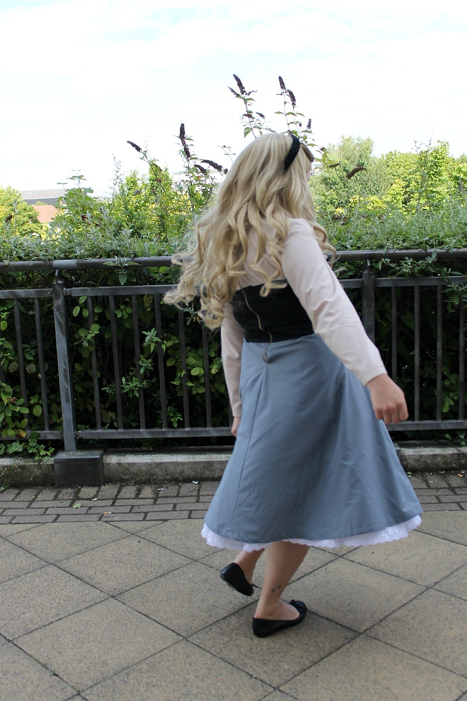 Briar Rose Aurora Cosplay Disney