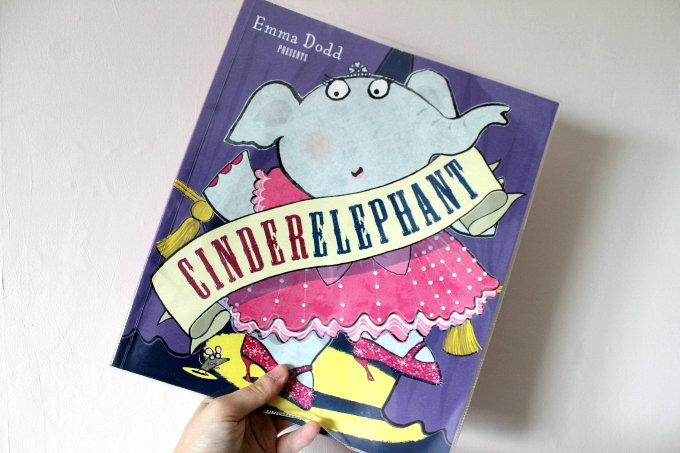 Cocktails in Teacups LMs Library Books Week One Parenting Blogging Cinderelephant