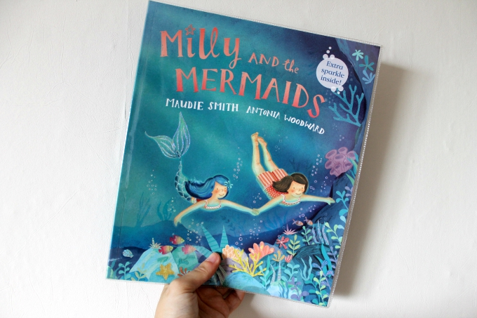 Cocktails in Teacups Library Books Parenting Blogger Milly and the Mermaids
