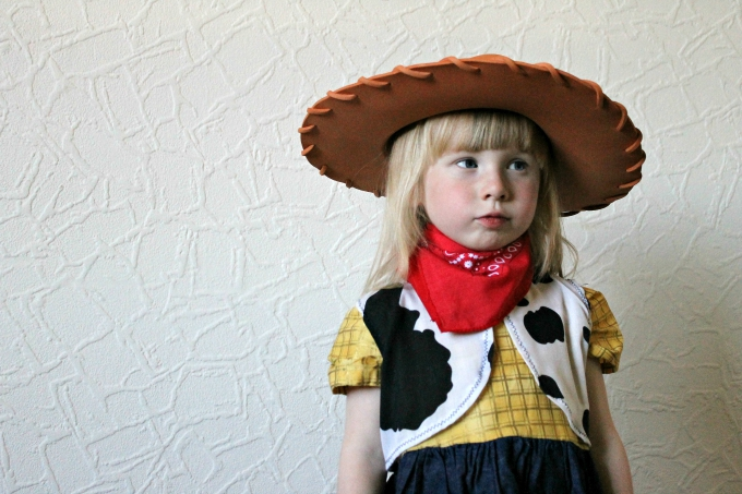 Woody Cowgirl Cosplay blog