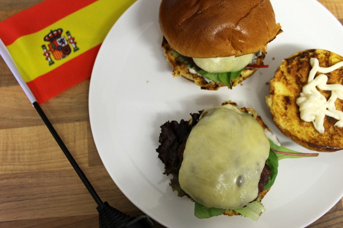 Cocktails in Teacups Food Blogger Mini Chorizo Burgers Recipe 2