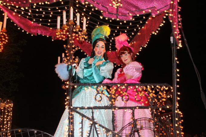 Cocktails in Teacups Walt Disney World April 2015 Day 9 MSEP Cinderella