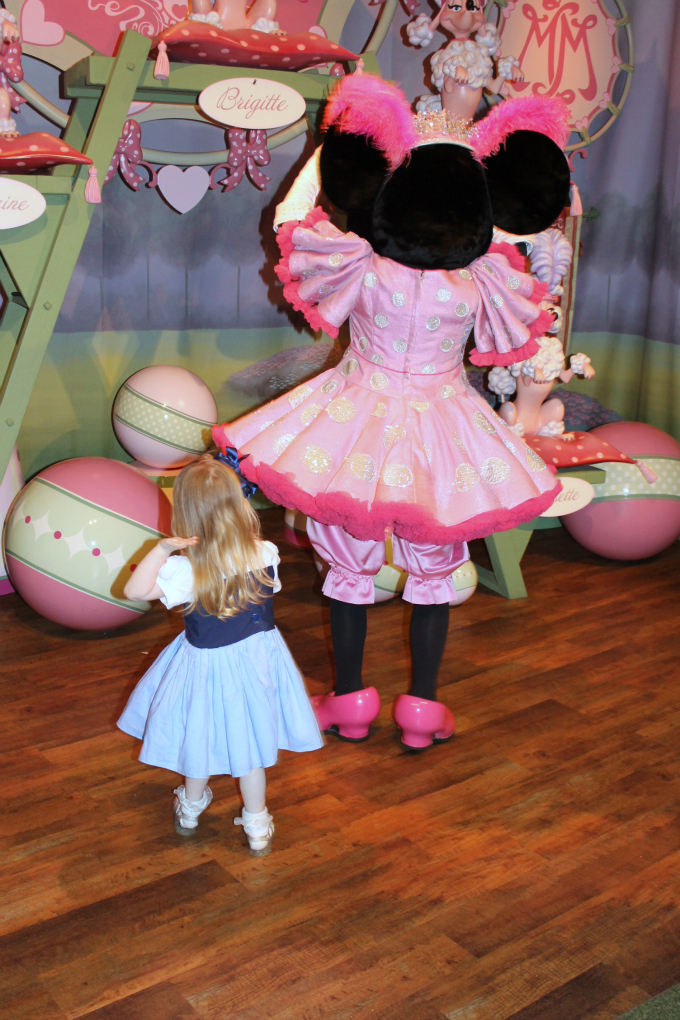 Cocktails in Teacups Disney Life Travel and Parenting Blog Three Perfect 2015 Moments Minnie