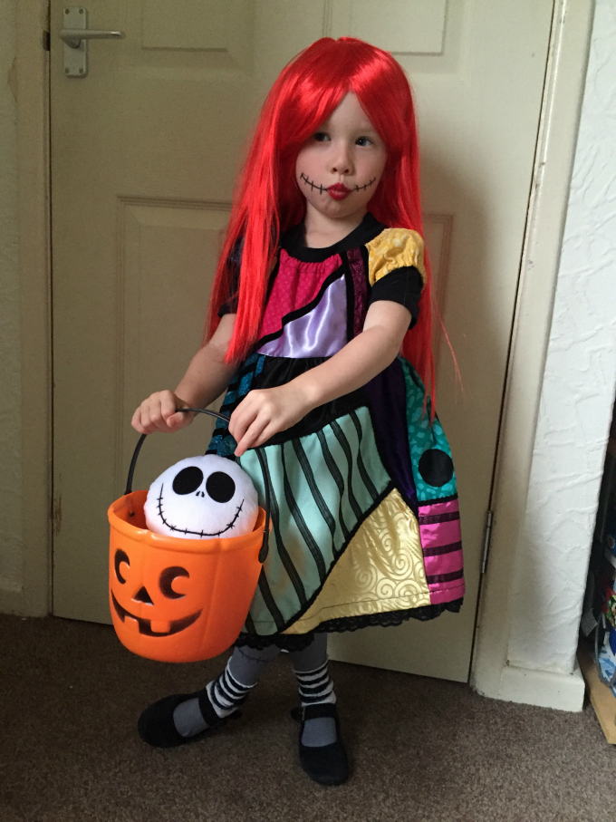 Halloween 2015 Sally Stitches Cosplay The Nightmare Before Christmas