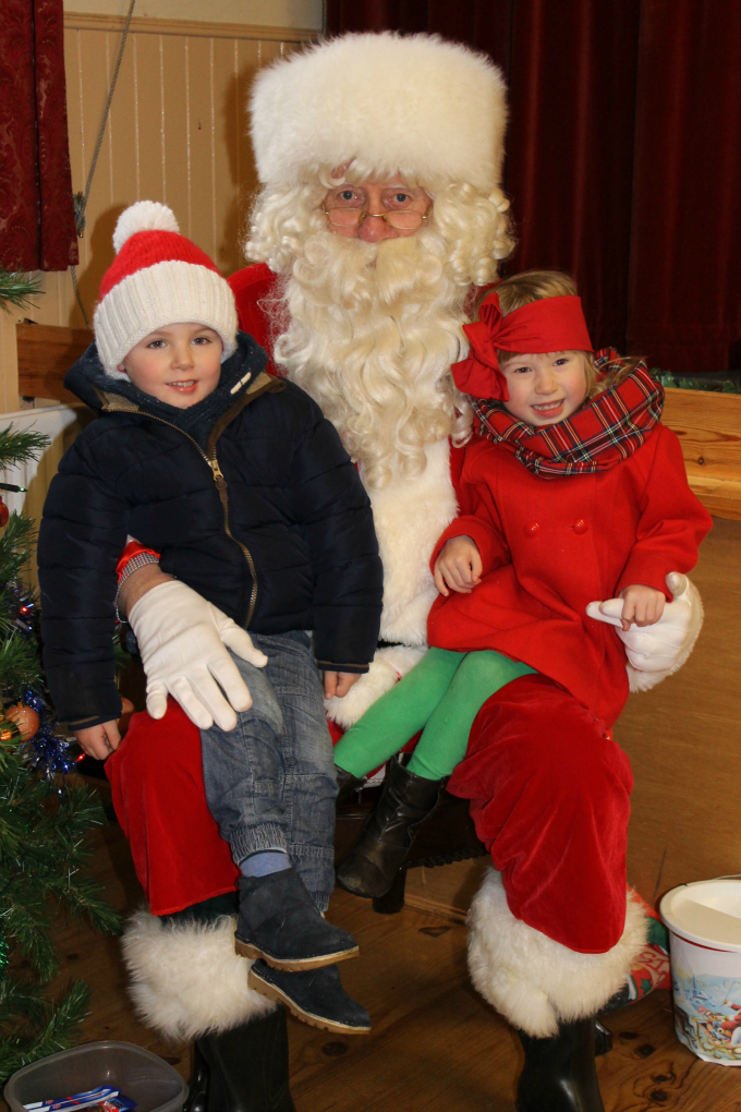 Festive Things to Do with Kids Before Christmas Meeting Santa
