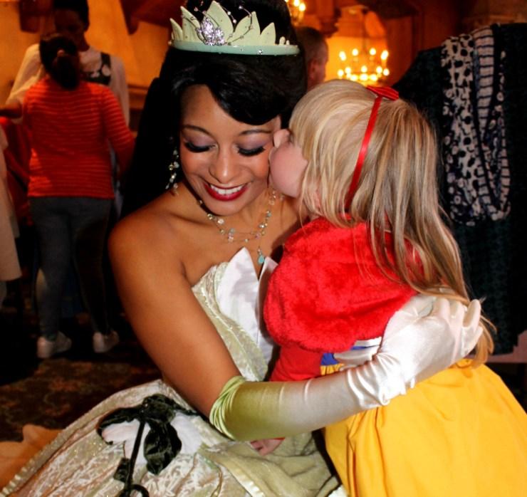 Cocktails in Teacups Disney Life Parenting Travel Blog Auberge de Cendrillon Lunch Review Disneyland Paris Princess Tiana