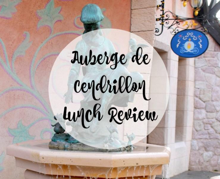 Cocktails in Teacups Disney Life Parenting Travel Blog Auberge de Cendrillon Lunch Review Disneyland Paris