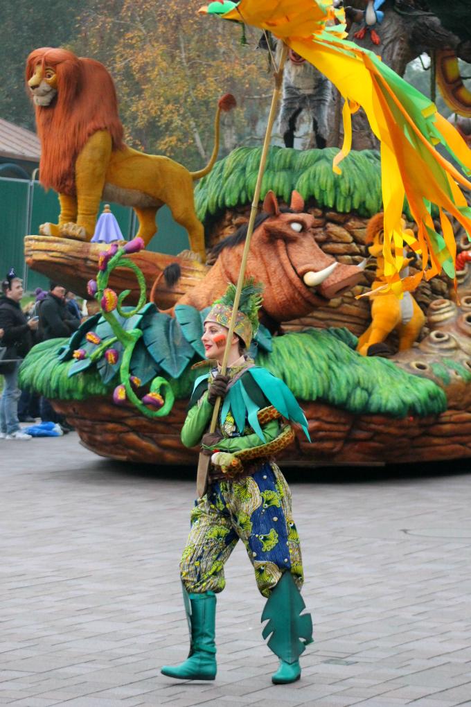Cocktails in Teacups Disney Life Parenting Travel Blog Disneyland Paris Disney Magic on Parade The Lion King
