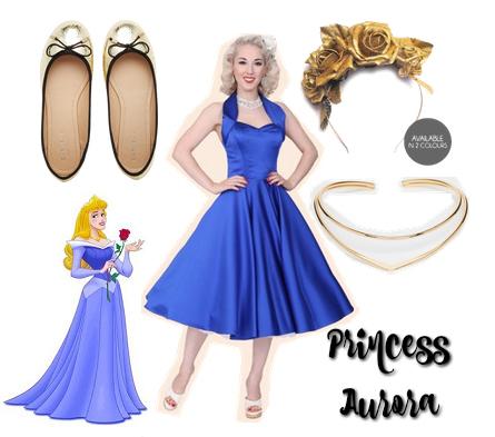 Cocktails in Teacups Disneybound Disney Life Travel Parenting Princess Aurora