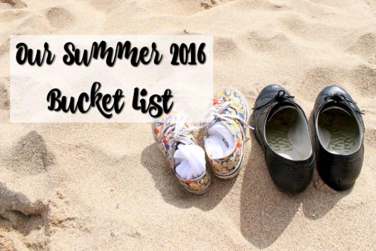 Cocktails in Teacups Disney Life Travel Parenting Blog Our Summer 2016 Bucket List