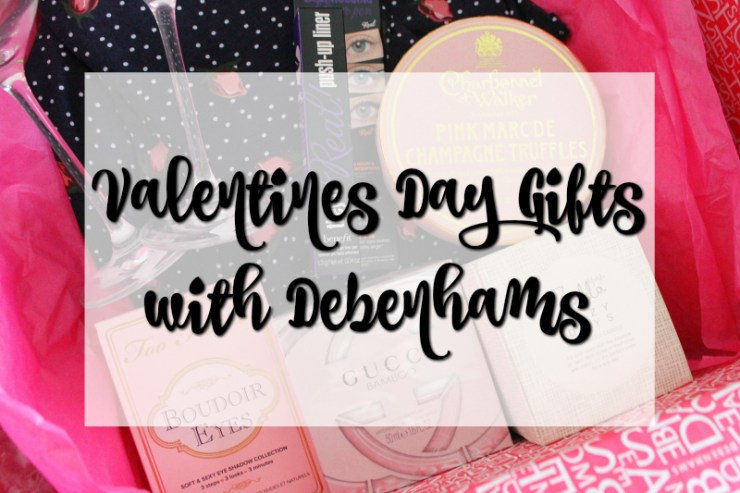Cocktails in Teacups Disney Life Parenting Travel Blog Valentines Day Gifts with Debenhams Title