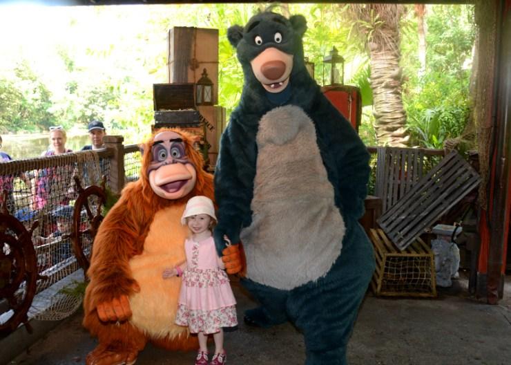 Cocktails in Teacups Disney Life Travel Parenting Blog Little Miss Meets at Disney Baloo