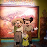 I love meeting Mickey amp Minnie in their safari outfitshellip