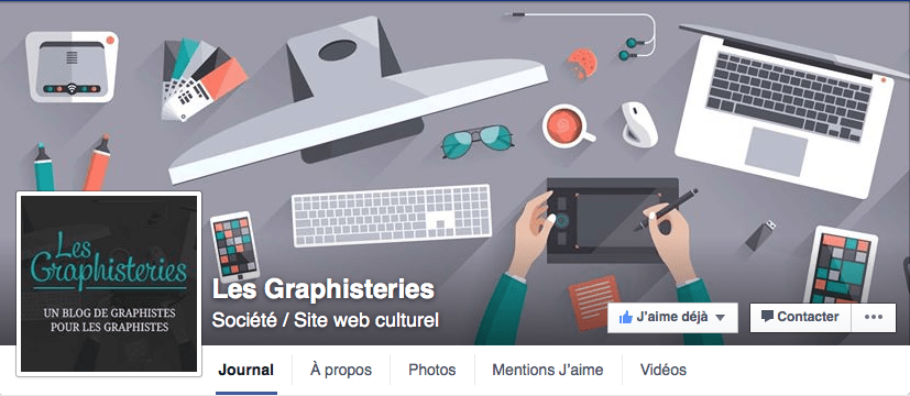 les graphisteries facebook