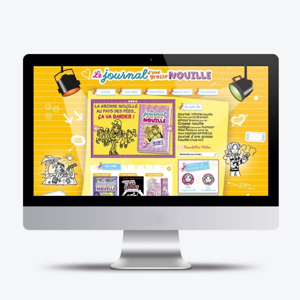 SITE JOURNAL DE LA GROSSE NOUILLE