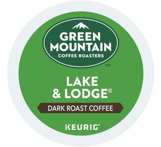 Lake And Lodge From Green Mountain