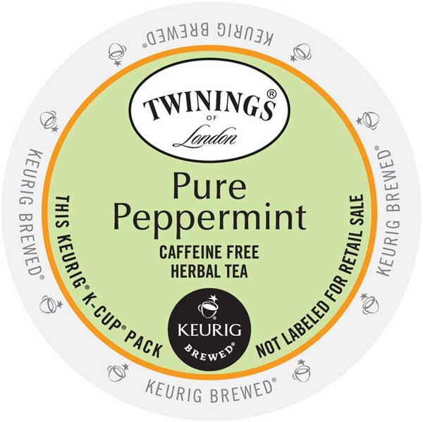 Pure Peppermint Tea From Twinings