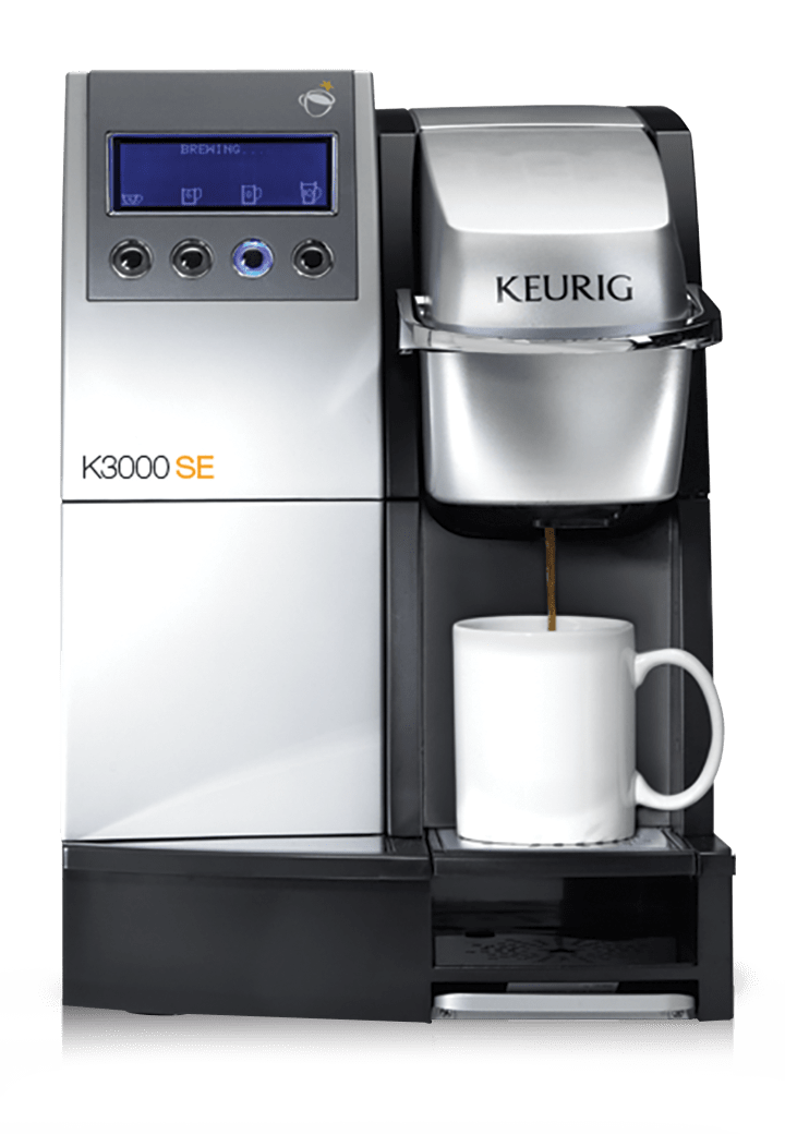 Office K-Cup K3000SE Brewer From Keurig