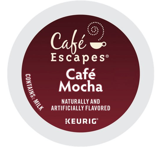 Café Mocha Cocoa From Cafe Escapes