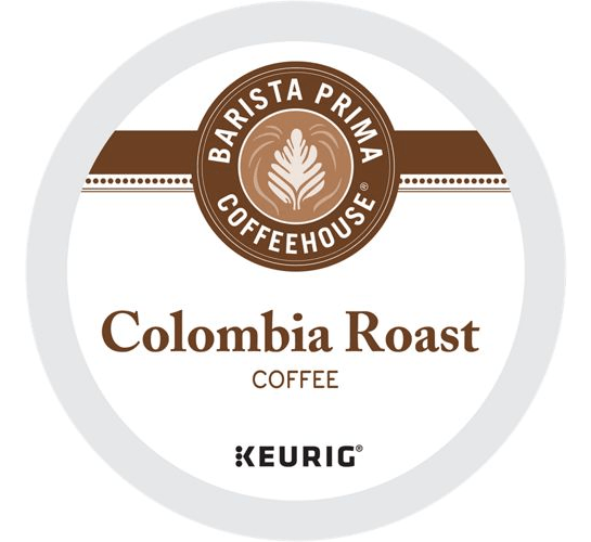 Colombia From Barista Prima
