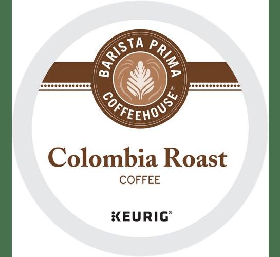 Colombia From Barista Prima