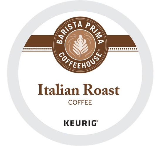 Italian Roast From Barista Prima
