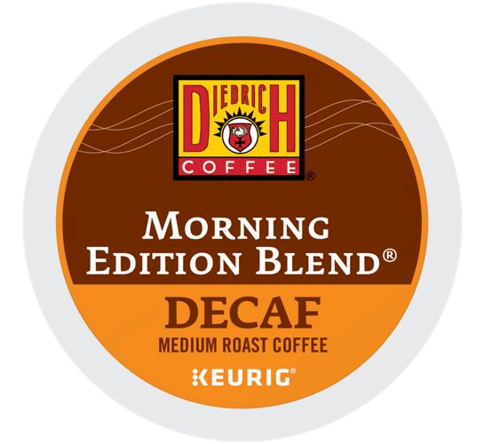 Morning Edition Blend Decaf From Diedrich