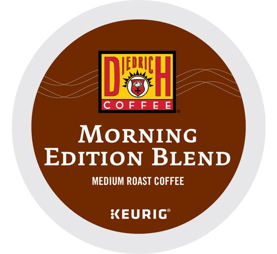 Morning Edition Blend From Diedrich Coco