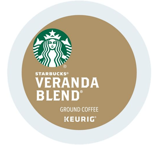 Veranda Blend From Starbucks