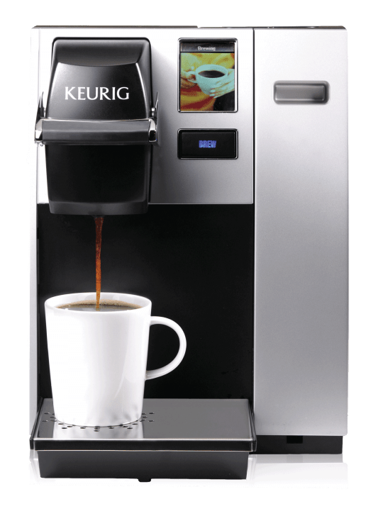 Commercial K150P K-Cup Brewer (plumbed-direct) From Keurig