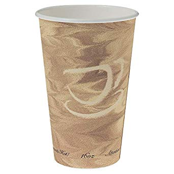 Cups, Paper: 16 Ounce (sleeve Of 50)