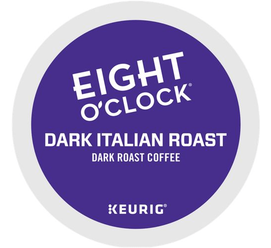 Dark Italian Roast From Eight O'Clock