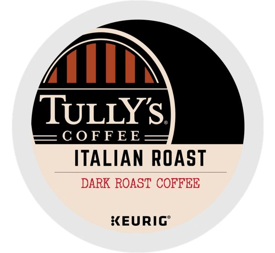 Italian Roast Extra Bold From Tully's
