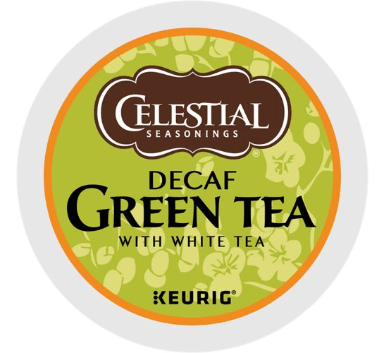 Green Decaf Tea From Celestial Seasonings