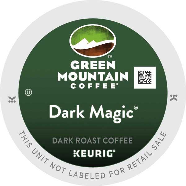 Dark Magic Extra Bold from Green Mountain