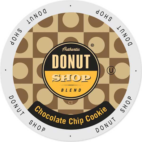 Chocolate Chip Cookie from Authentic Donut Shop