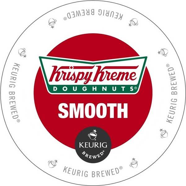 Smooth from Krispy Kreme Doughnuts