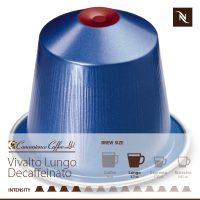 Vivalto Lungo Decaffeinato Nespresso Capsule From Coco.bm