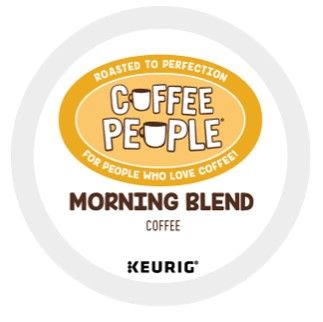 Morning Blend From Coffee People