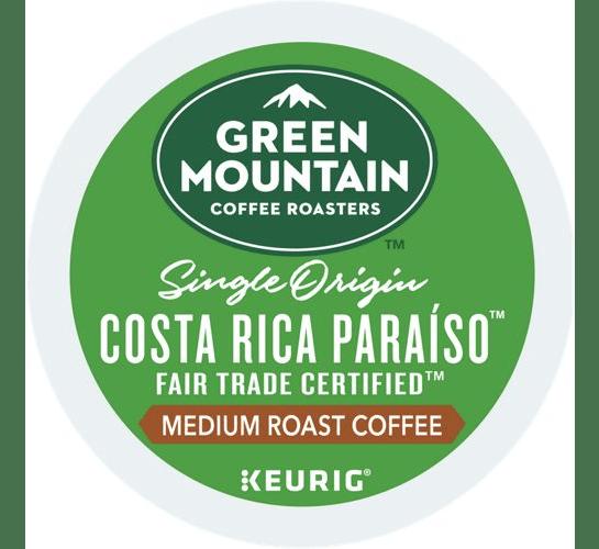 Costa Rica Paraiso From Green Mountain