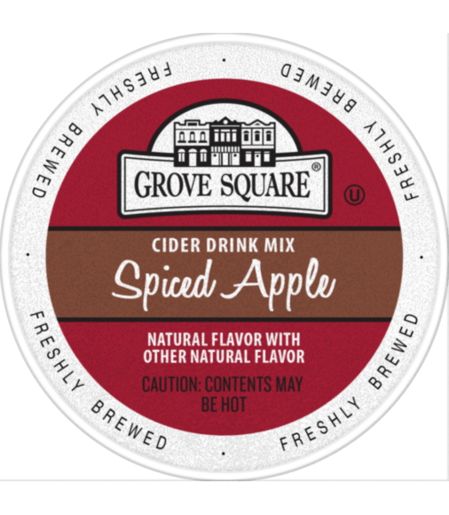 Spiced Apple Cider From Grove Square
