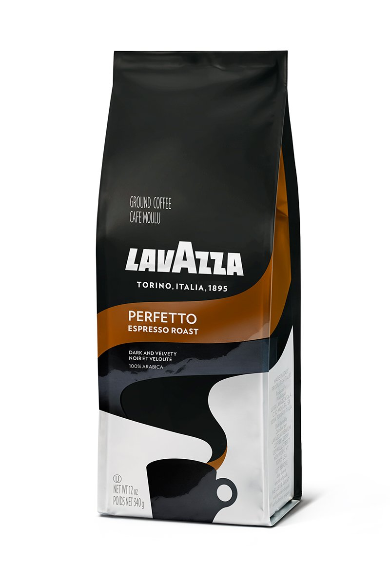 Perfetto 12oz Ground From LAVAZZA