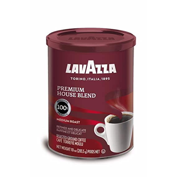 Premium House Blend From LAVAZZA