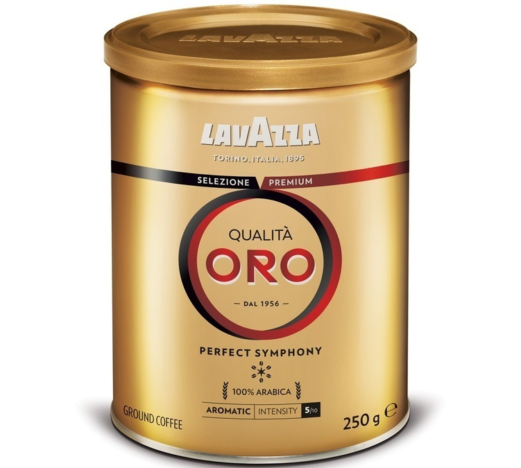 Qualita ORO From LAVAZZA