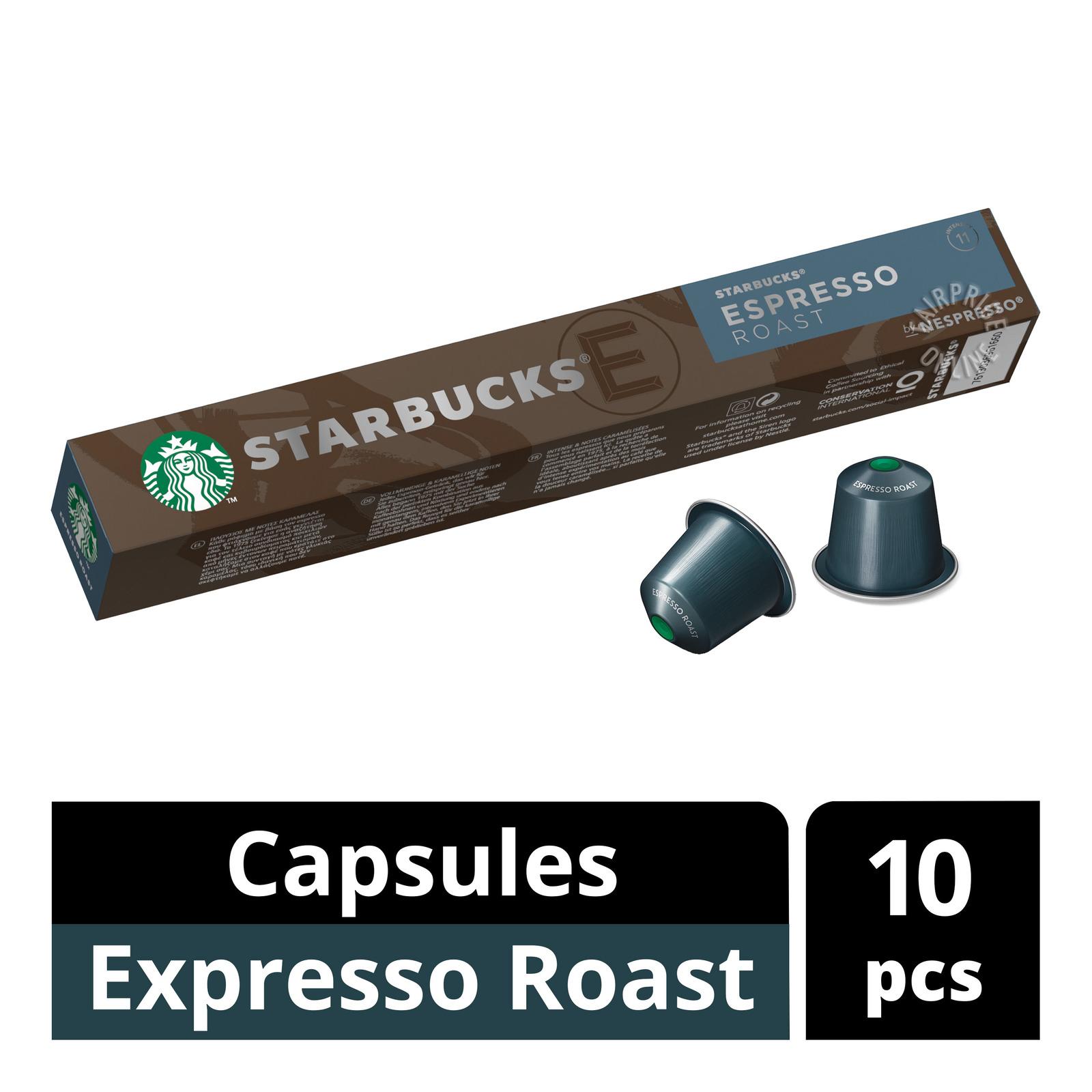 STARBUCK'S Espresso From NESPRESSO