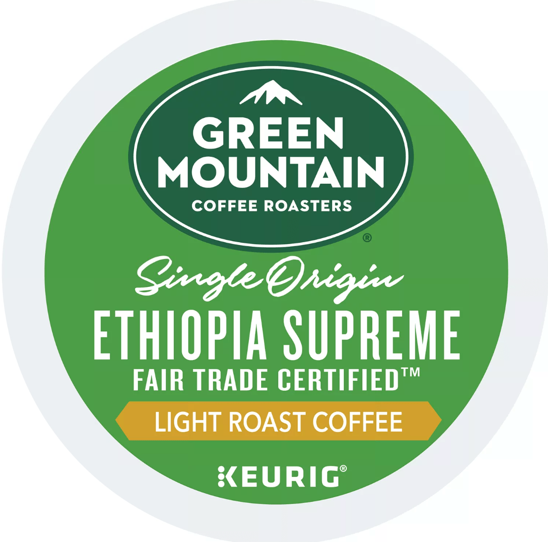 Ethiopia Supreme From Green Mountain