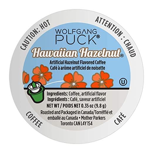 Hawaiian Hazelnut WOLFGANG PUCK