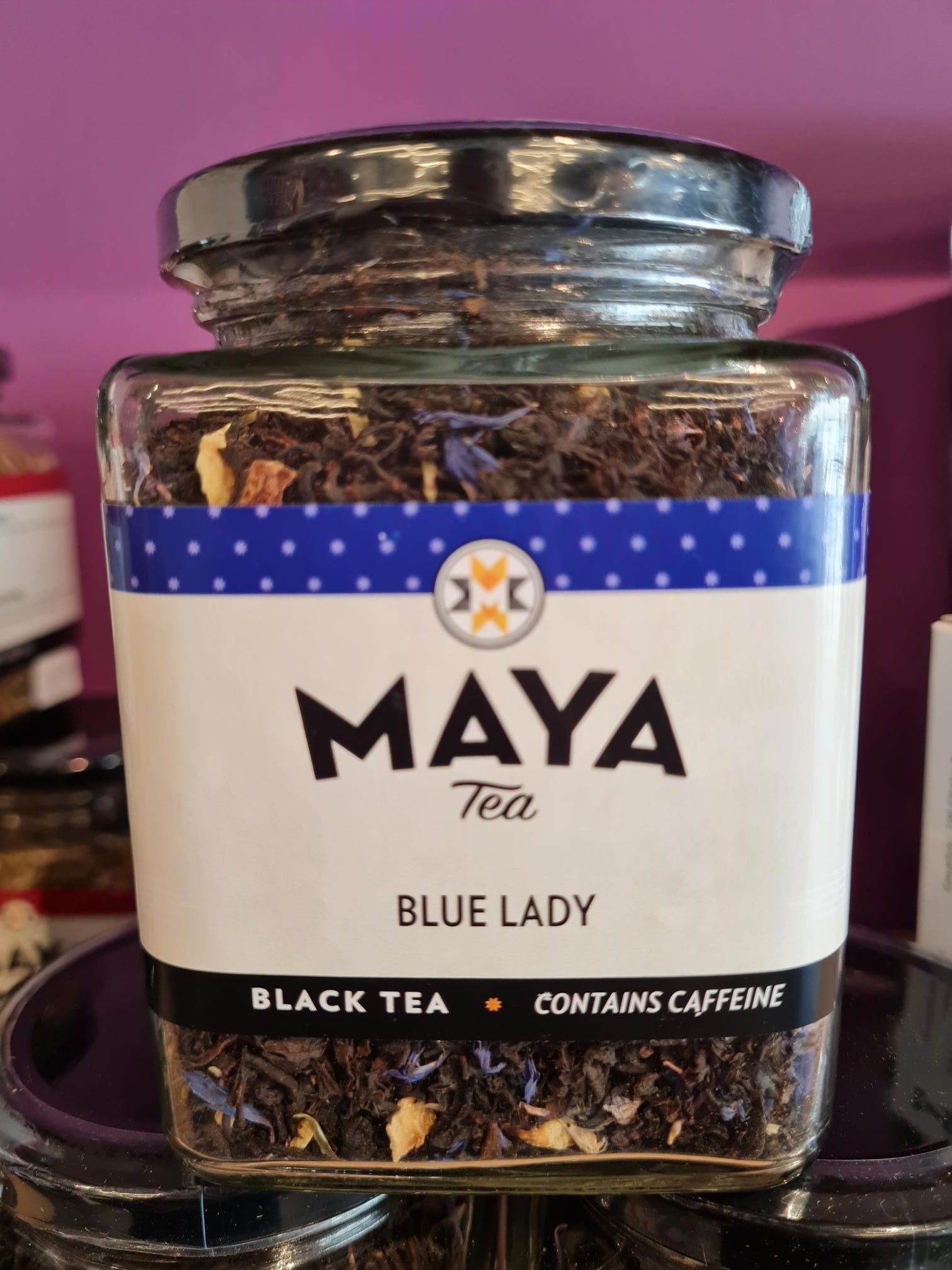 MAYA Blue Lady – Loose Tea