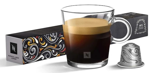 Buenos Aires Lungo From NESPRESSO